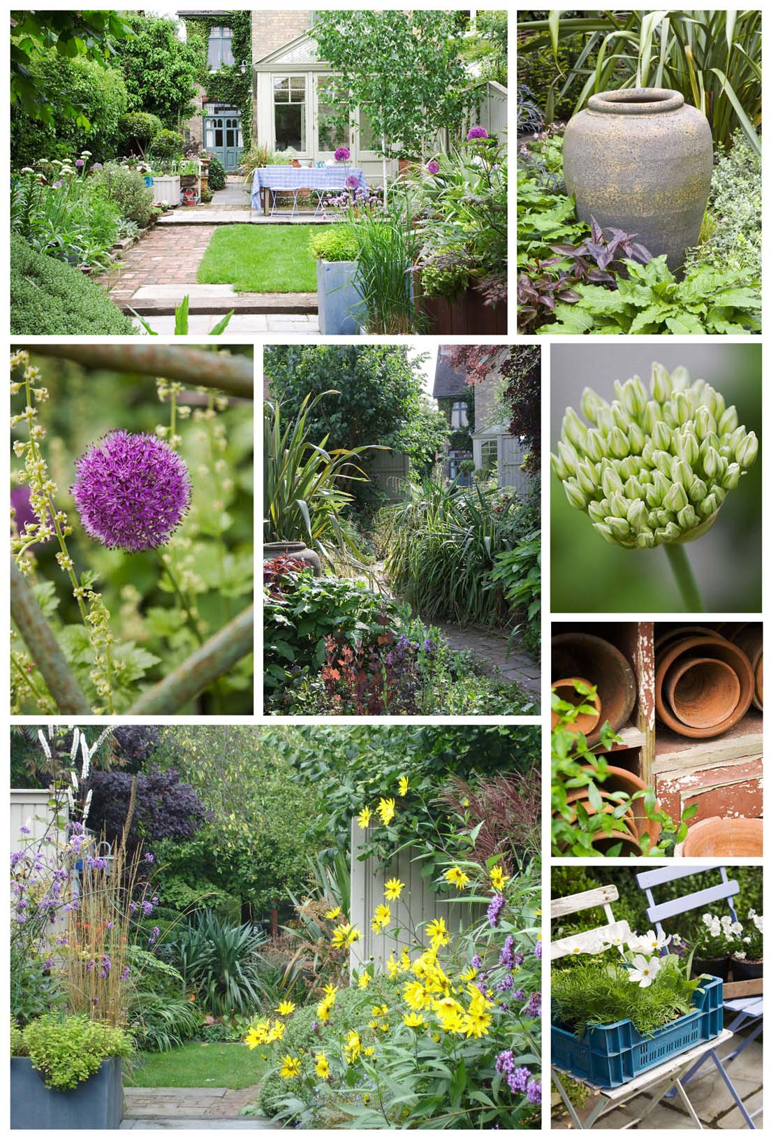Helen Riches Garden Design And Writing My Garden