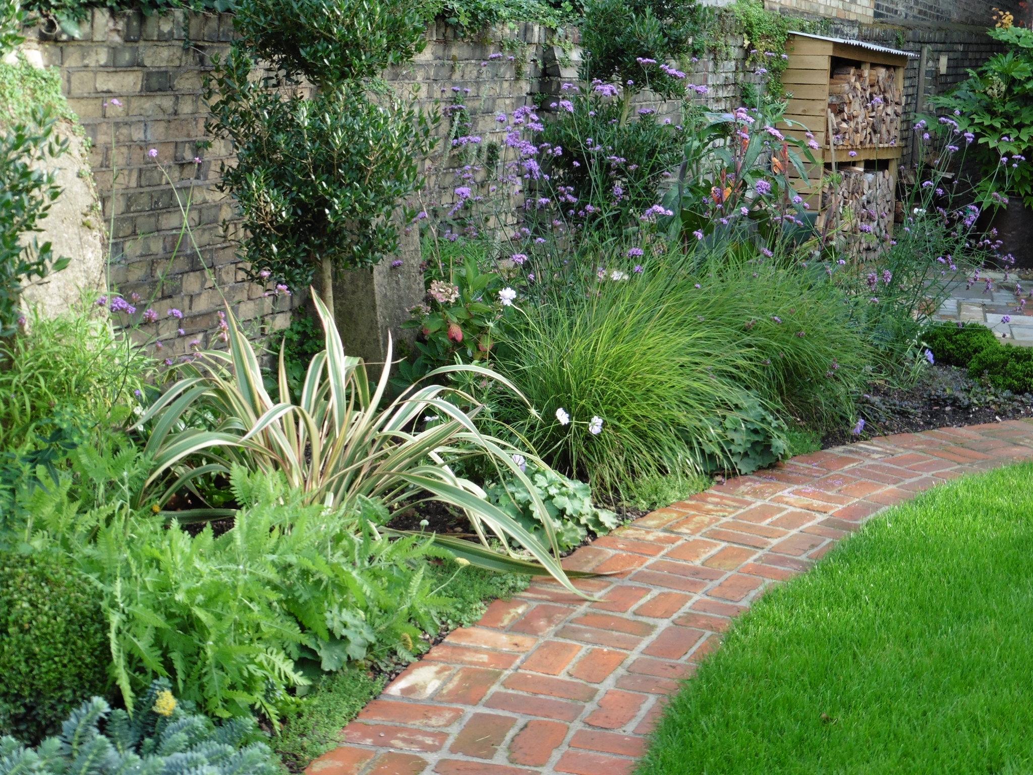 Helen riches garden design and writing for Award winning patio designs