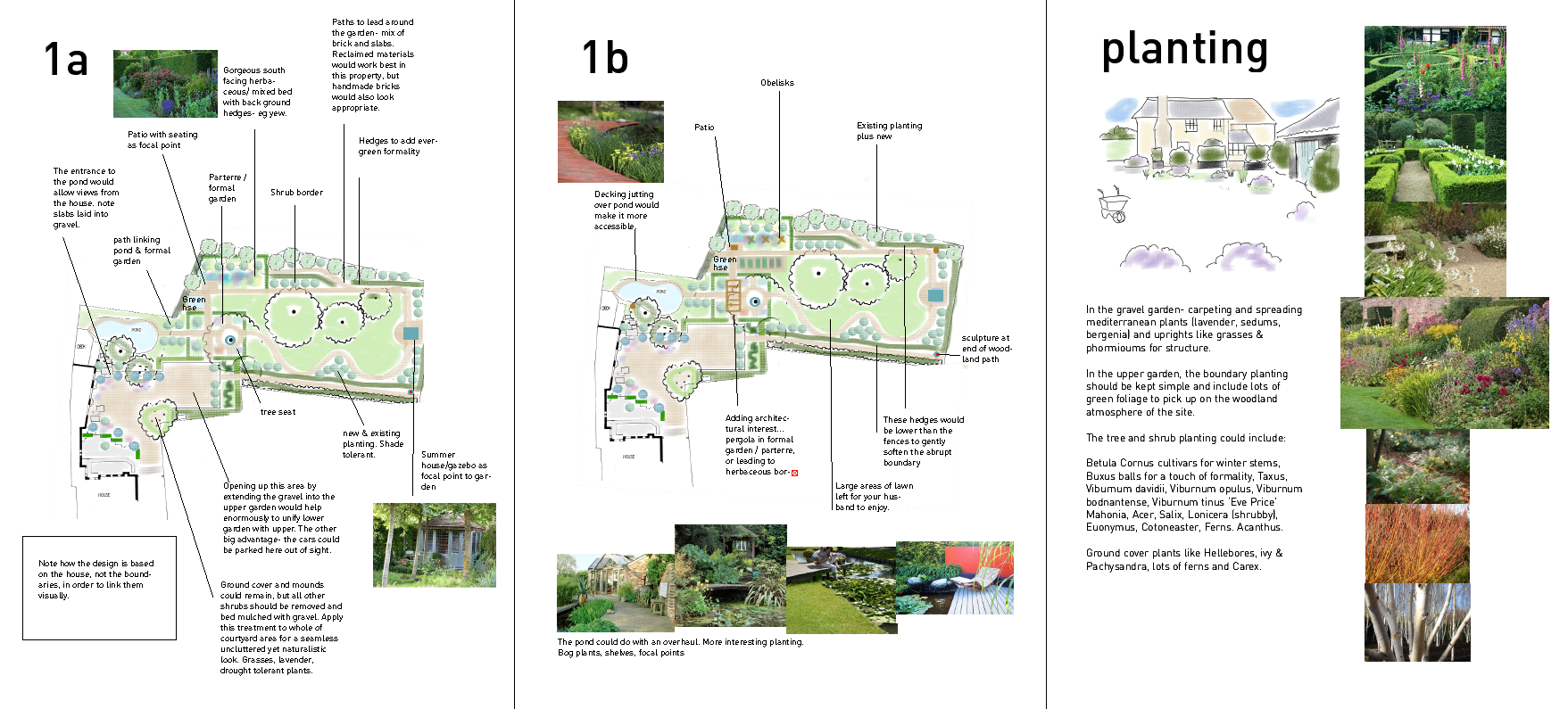 helen riches garden design and writing portfolio